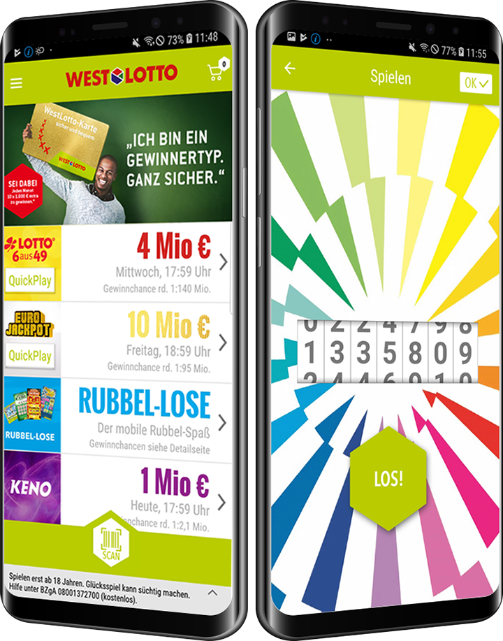 Westlotto App Android
